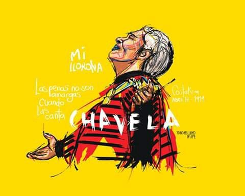 The Enduring Sentimiento of Chavela Vargas (with Lorena Alvarado)